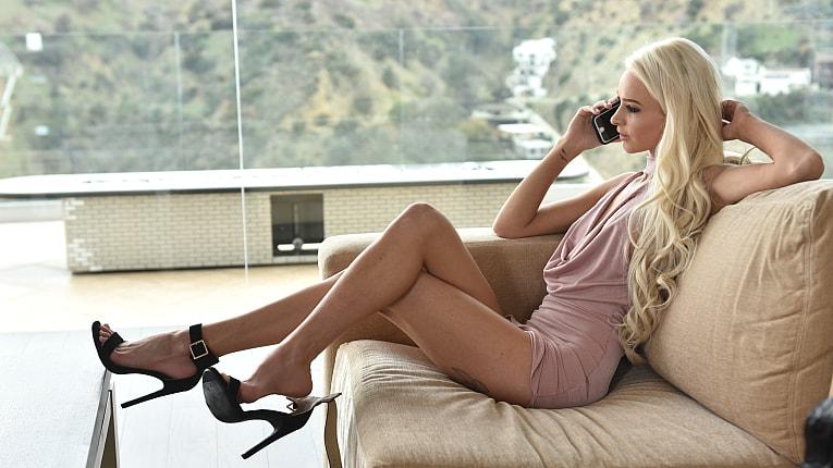 LoveHerFeet – Think Have Sexy Little Feet – Emma Hix